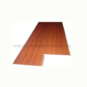 High Quality Home Decorative Waterproof Wood Texture Stone Flooring pictures & photos