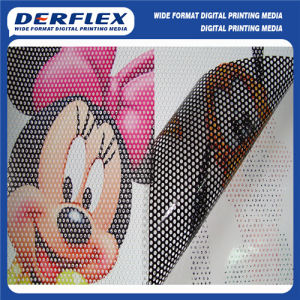 Self Adhesive One Way Vision Vinyl Window Film pictures & photos