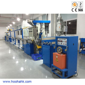 Extruder Machine for Making Domestic Wire and Cable pictures & photos