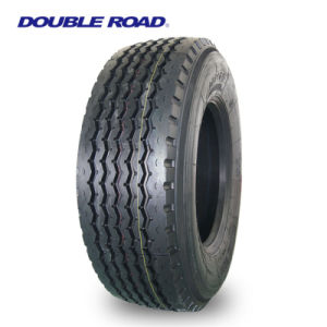 Truck and Bus Tyre, Radial Big Tubless Double Road Tyre pictures & photos