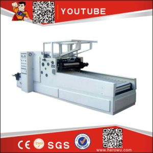 Zblc-650e-I Household Aluminum Foil Cutting and Slitting Machine pictures & photos
