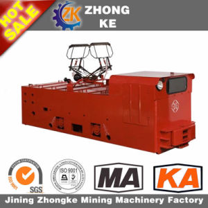 14t Underground Coal Mine Locomotives Flameproof Electric Locomotives