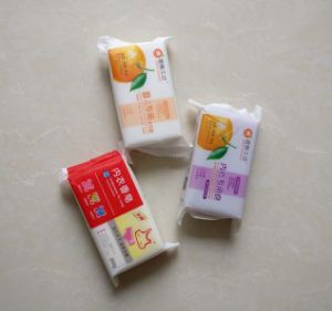 Laundry Bar Whitening Soap for Washing Clothes pictures & photos