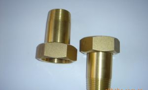 Brass Finish Machined Parts pictures & photos