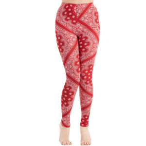 Custom Lady Sublimation Printed Yoga Long Pants with Your Own Design pictures & photos