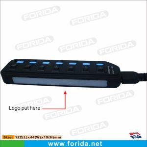 SMT Lower Price Super Speed 7 Port USB 3.0 Hub