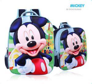 Cartoon Kids′ School Backpack Bags