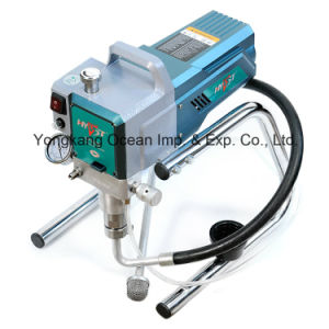 Electric High Pressure Airless Paint Sprayer Piston Pump Spt210 pictures & photos