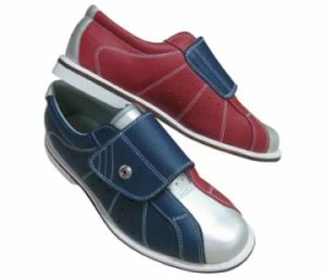 Genuine Leather Bowling Rental Shoes pictures & photos