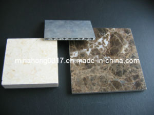 Composite Panel/Honeycomb Marble/Polished/Flamed/Honed Composite Board pictures & photos