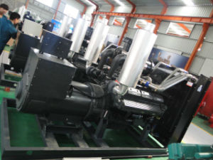 Electric Generator Set with Silent Diesel Engine pictures & photos
