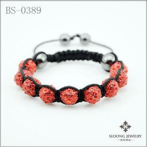 Magnetic Shamballa Bracelets (BS-0389)