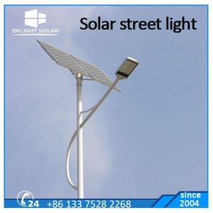 Poly Crystalline Silicon Battery Buried Pathway LED Solar Street Light pictures & photos