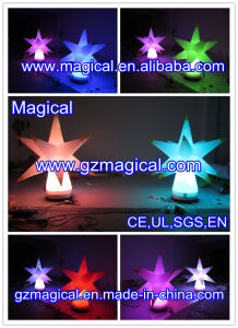 Inflatable Star (MJE-025) pictures & photos