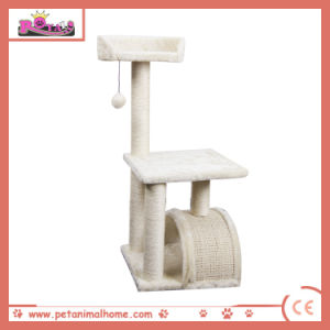 """32"""" Cat Tree with Scratching Pad and Perch in Grey pictures & photos"""