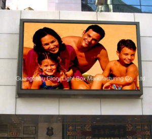 Energy Saving P6 Full Color Outdoor LED Display Billboard pictures & photos