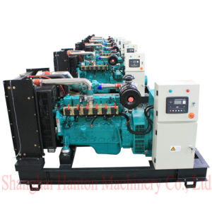 Cummins 6BTA CNG LNG Methane 50kw 60kw gas genset generator pictures & photos