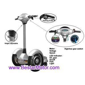 Electric Chariot / Electric Scooter / Mobility Scooter (ES-076A)