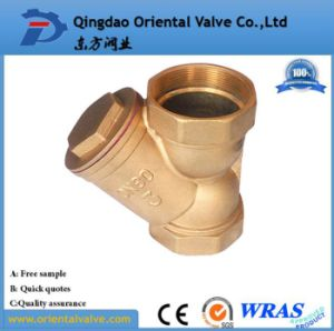 Industry Strainer Made in China, Large Type, Flange, Pn10/Pn16, Brass Y Strainer, Water, Oil, Gas Strainer with Nice Price pictures & photos