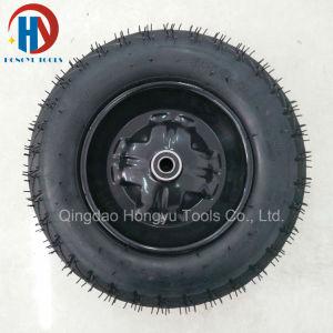 Wheelbarrow Wheel 3.50-8 Pneumatic Rubber Wheel pictures & photos