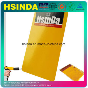 Excellent Levelling Adhesion Friction Epoxy Polyester Spray Paint Powder Coating pictures & photos