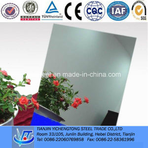 304 High Quality Cold Rolled Stainless Steel Plate pictures & photos