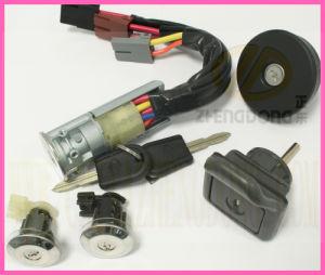 Citroen Zx Door Lock Complete Set (ZD2006(FUKANG))