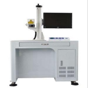 Jd-G30W Fiber Laser Marking Engraving Machine for Key Ring pictures & photos
