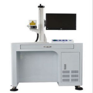Jd-G30W Fiber Laser Marking Machine for Phone Key pictures & photos