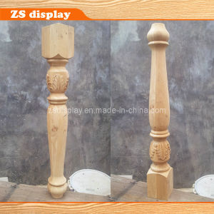 Solid Wood Furniture/Table Legs (WL-01)