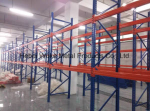 High Density Heavy Duty Pallet Rack pictures & photos