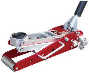 Aluminum Floor Jack (T815005L) pictures & photos