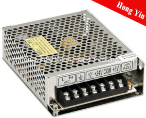 D-50b 24V 0.2-1A Dual Output Switching Power Supply pictures & photos