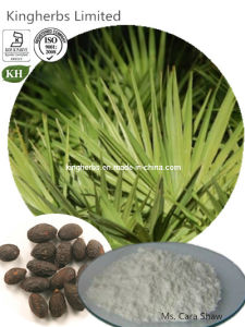 Prostate Hyperplasia Inhibition Saw Palmetto Extract Fatty Acids 35% pictures & photos