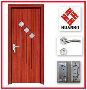2014 Hot Sale High Quality Popular Design MDF Door Hb-073
