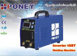 Portable IGBT MMA Inverter Welding Machine MMA-200 200amper pictures & photos