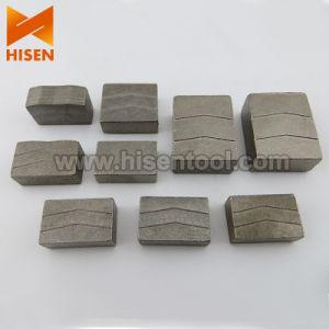 Diamond Segments for Granite Block Cutting (900mm - 3500mm) pictures & photos