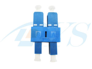 LC-Sc Zro2 Fiber Optic Adapter pictures & photos