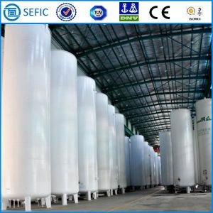 Industrial Use Low Pressure Cryogenic Liquid Storage Tank (CFL-20/0.8) pictures & photos