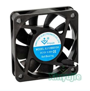 12V 60mm 60X60X15mm Waterproof DC Axial Fan with Ce RoHS Approval pictures & photos