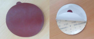 5inch Aluminium Oxide Abrasive Sand Disc Paper pictures & photos