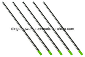 Pure Tungsten Electrodes for TIG Welding pictures & photos