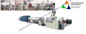 PVC Pipe Making Machine/PVC Pipe Extruder/PVC Pipe Machine/PVC Pipe Line pictures & photos