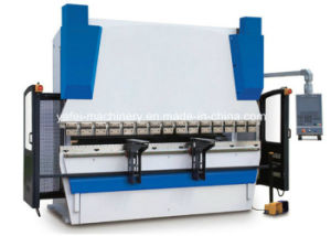 CNC Hydraulic Press Brake with Delem Da41s pictures & photos
