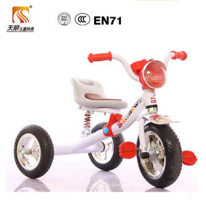 2015 Iron Frame Children Tricycle Three Wheels Children Bicycle Ts-5191 pictures & photos