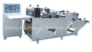 High Speed PVC Pet Shrink Film Cutting Machine (Tcj-Qd350) pictures & photos