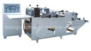High Speed PVC Pet Shrink Film Cutting Machine (Tcj-Qd350) pictures & photos