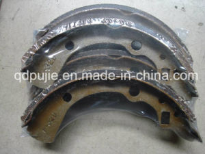 Auto Parts High Friction Composition F329 Brake Shoe (PJABS015) pictures & photos
