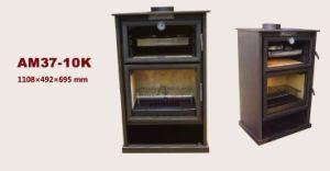 Cast Iron Wood Burning Stoves (AM37-10K)