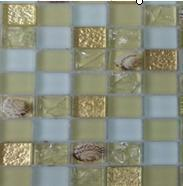 Building Material Wall and Floor Glass Mosaic Ma-GS1014 pictures & photos